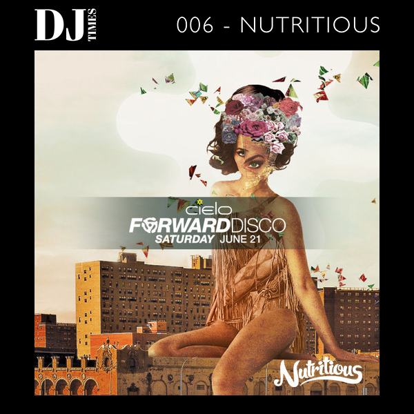 Nexus Radio Episode 006 – Mixed by Nutritious