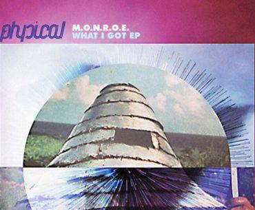 mONROE - 'What I Got' EP