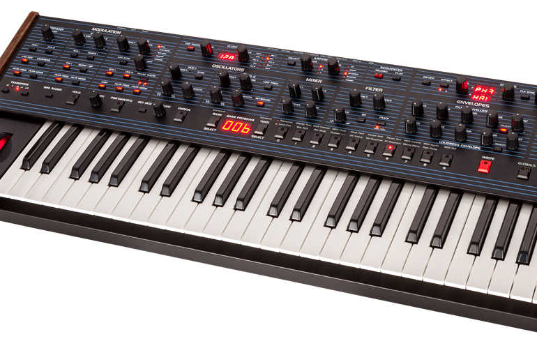 OB-6: Synth legends team up.