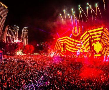 Boom! The scene at Ultra fest '16. Courtesy: EDMkevin.co8