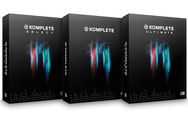 Form: Komplete 11's new synthesizer.
