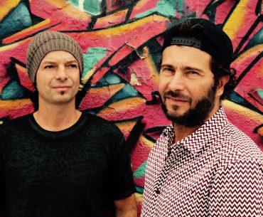 Supernova: (from left) Giacomo Godi & Emiliano Nencioni.