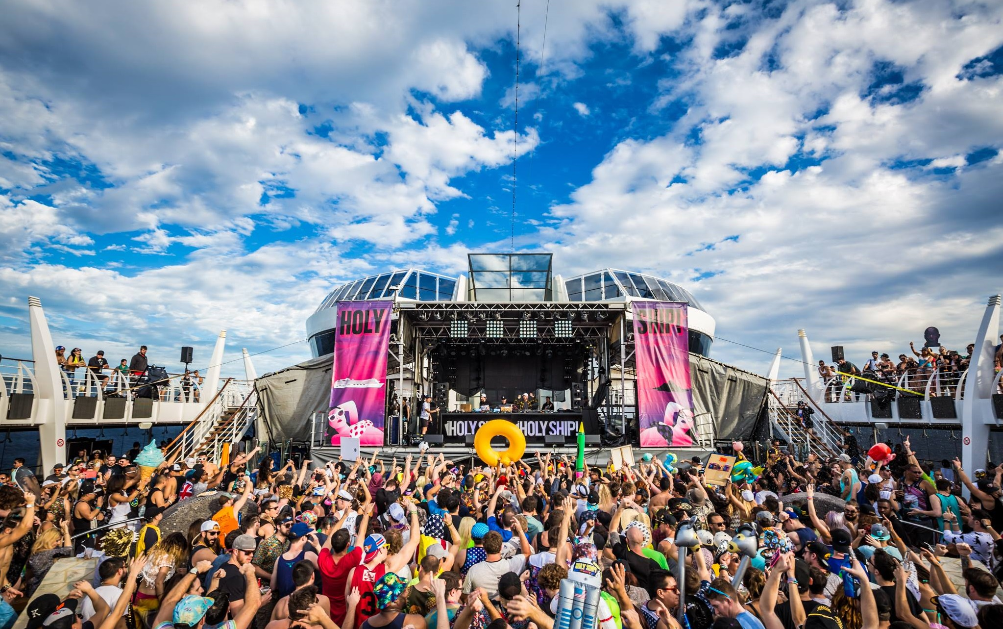 Holy Ship Announces Back To Back Dates For 2018