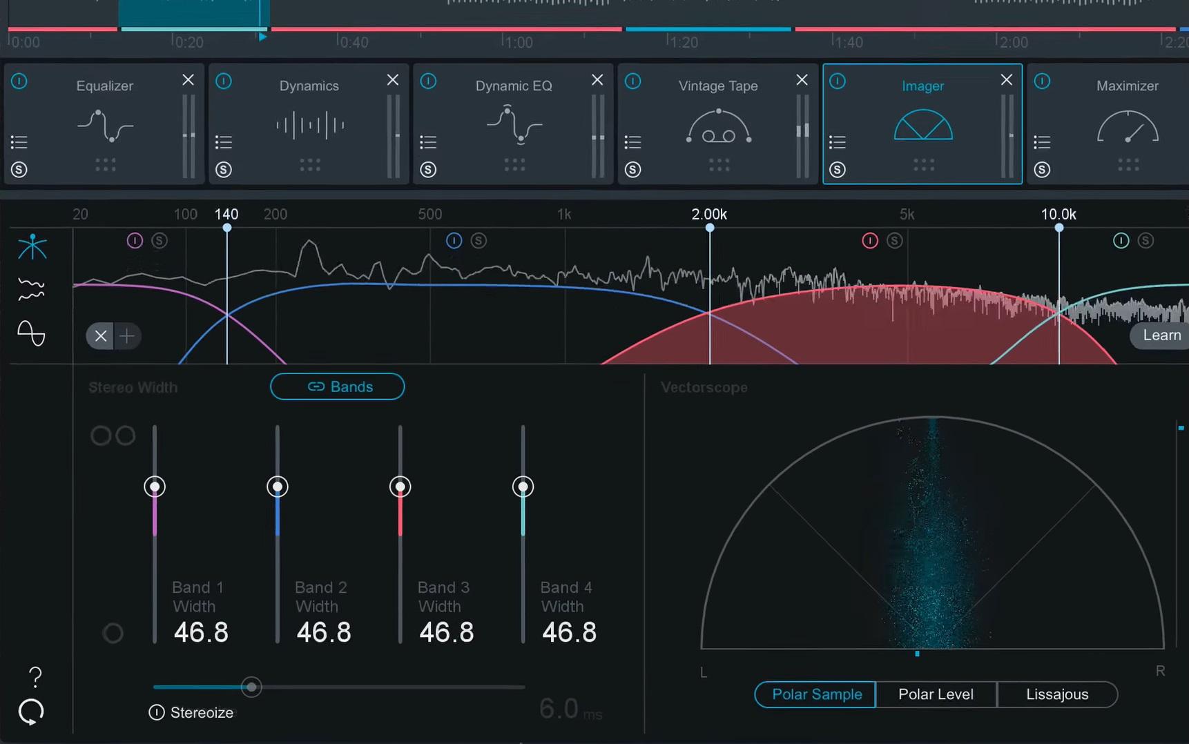 iZotope Unveils Ozone 8 Advanced Mastering Software