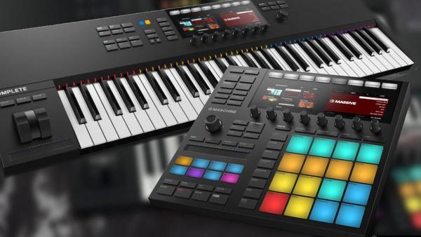 Mk2 Keyboards: Komplete Kontrol S-Series