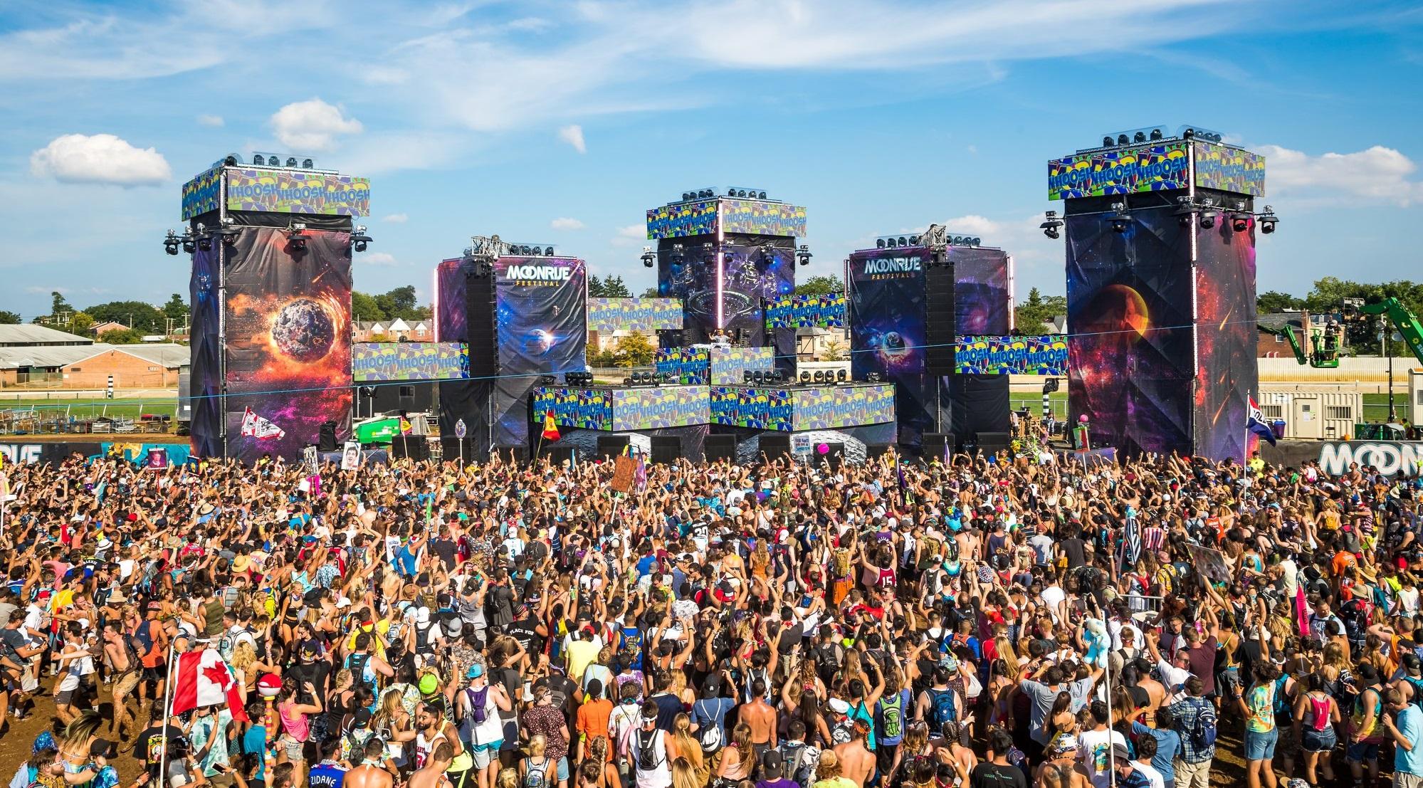 Moonrise Festival 2020.Moonrise Festival 2020 Lineup Festival 2020