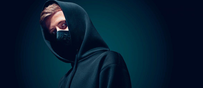 Alan Walker: Masked Marvel