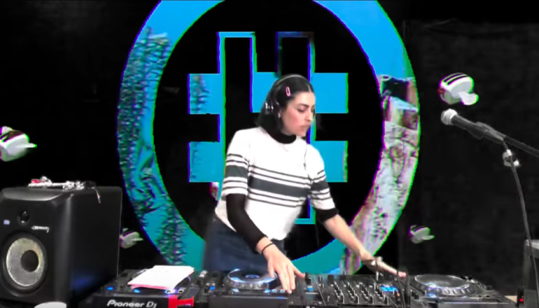 Anna Lunoe Premieres First-Ever HYPERHOUSE Livestream