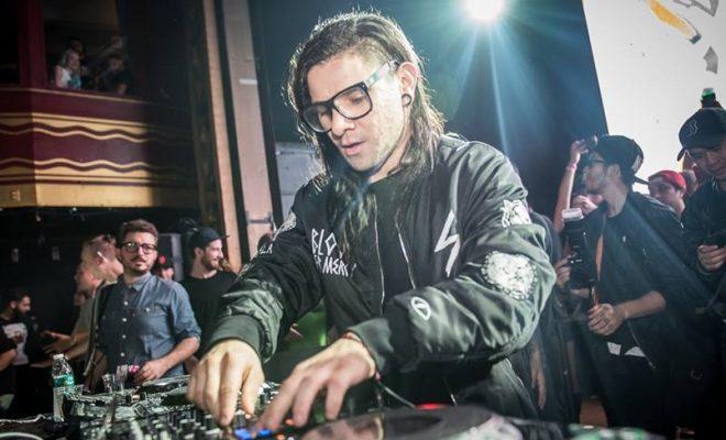Skrillex Unleashes Monstrous Remix Of Travis Scott's