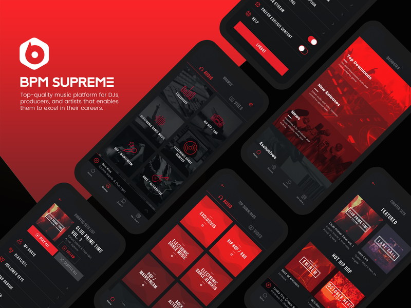 BPM Supreme Reveals New Mobile App for DJs | DJ Times