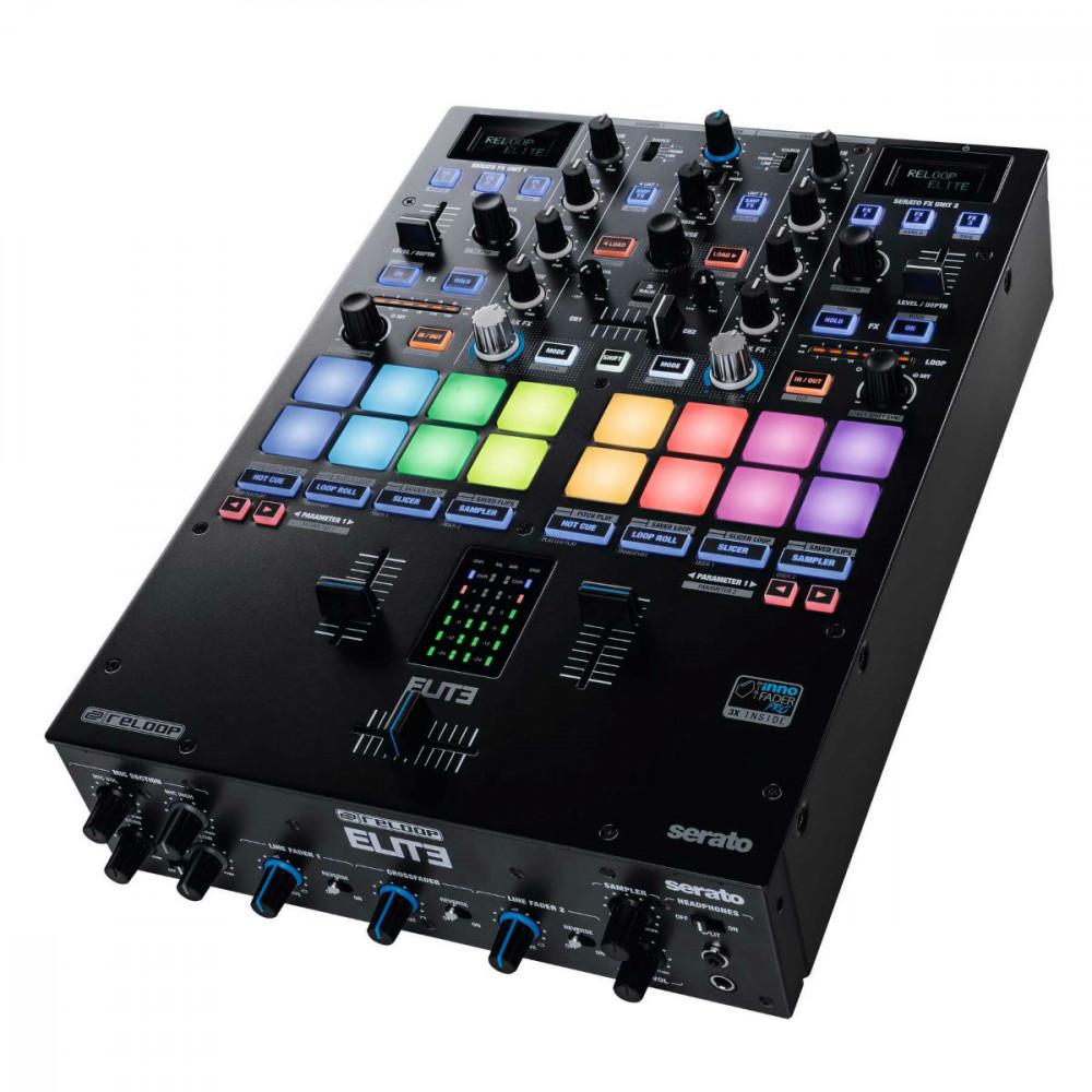 Dj mixers Reloop ELITE