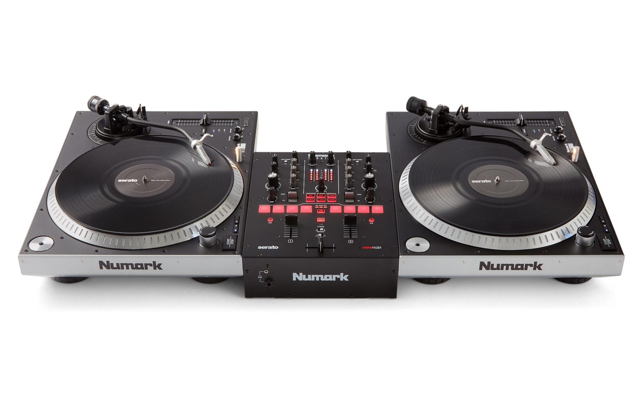 Numark Introduces New 24-Bit 2-Channel Scratch Mixer, Numark