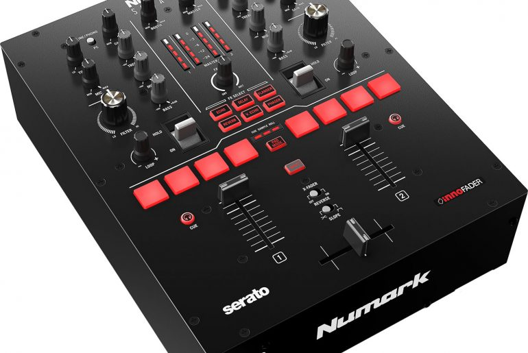 Serato DJ Now Supports Numark Party Mix & Party Mix Pro