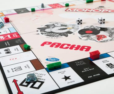 Pacha partners with Monopoly for Ibiza-themed board game