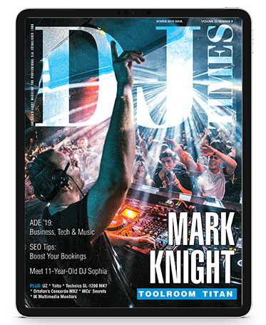 mark knight dj times