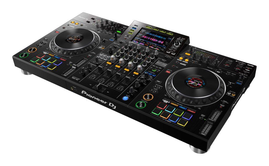 DJ mixers controllers Pioneer DJ XDJ-XZ