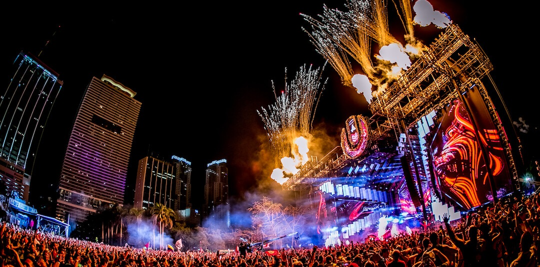 Ultra Music Festival Unveils Star-Studded Phase 1 Lineup For