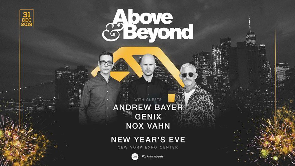 Above & Beyond NYE