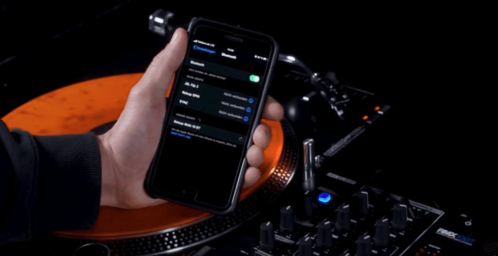 dj mixers reloop rmx-10 BT
