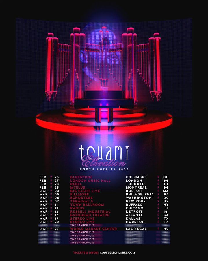 tchami 2020 north american tour
