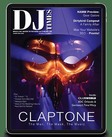 claptone dj times