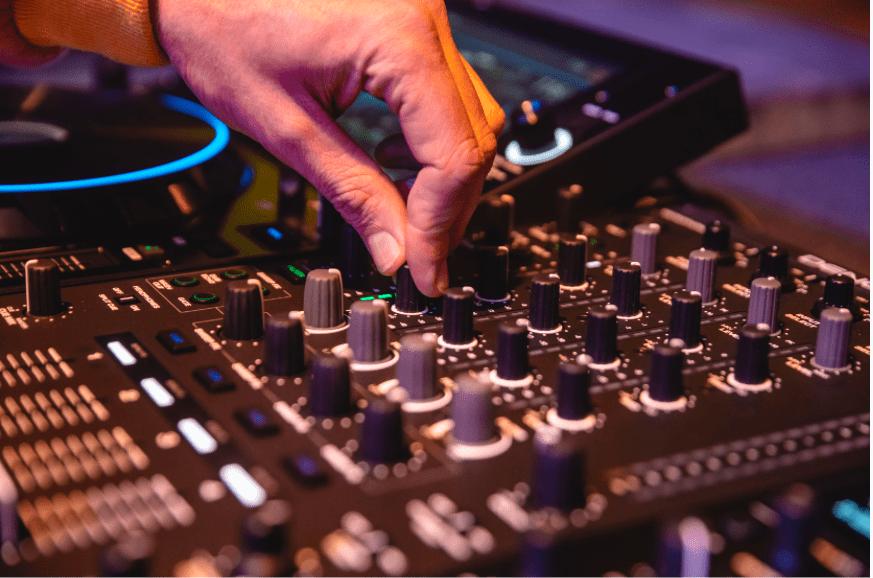 denon x1850 prime mixer