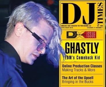dj times dj expo issue 2018