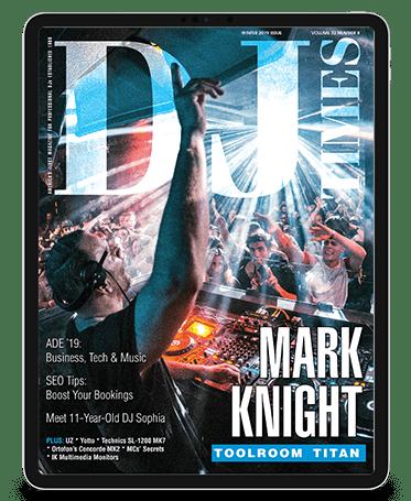 mark knight dj times