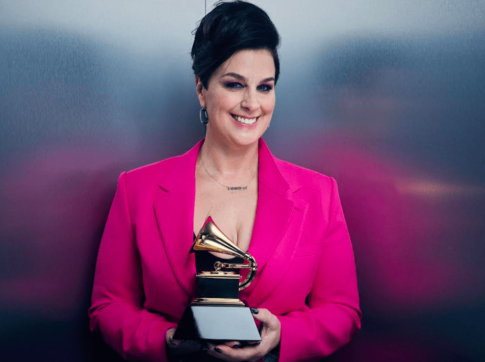Tracy Young Wins Grammy For Madonna I Rise Remix Breaks Glass