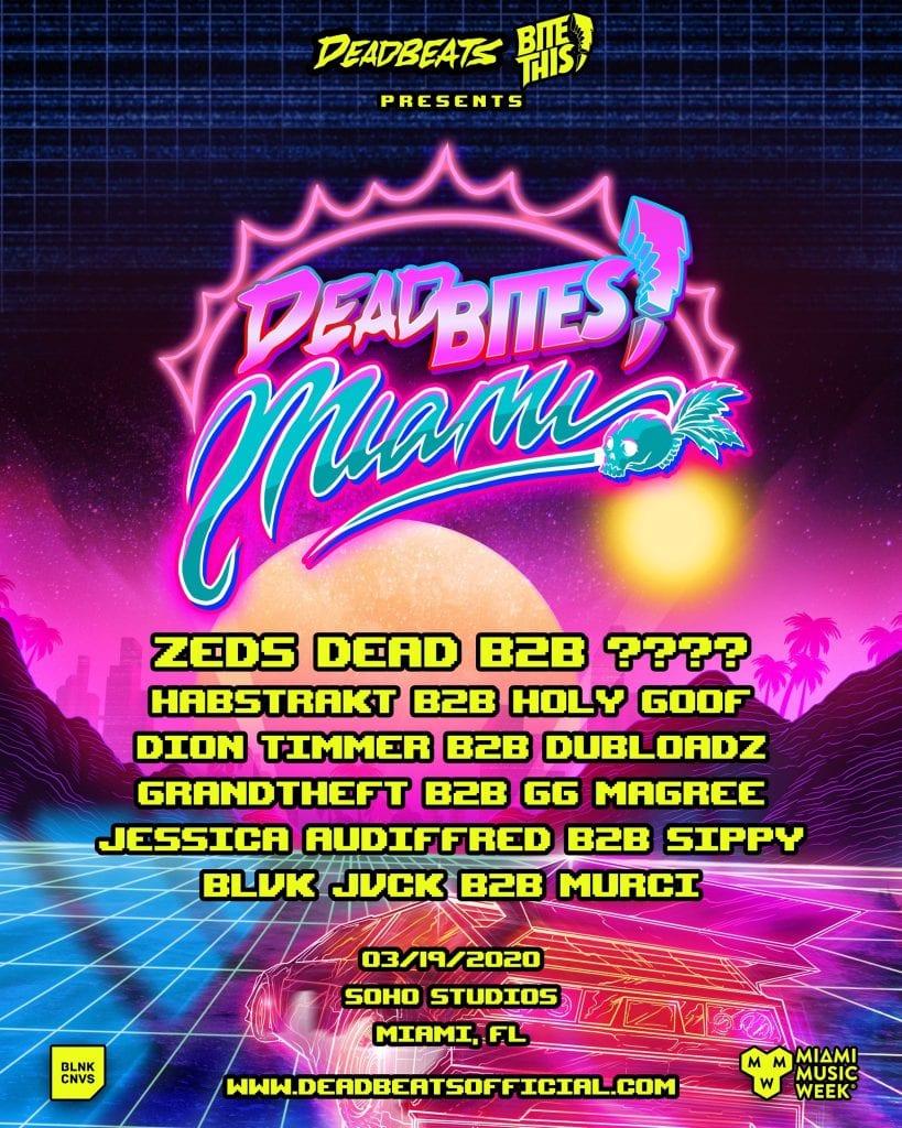deadbeats miami 2020