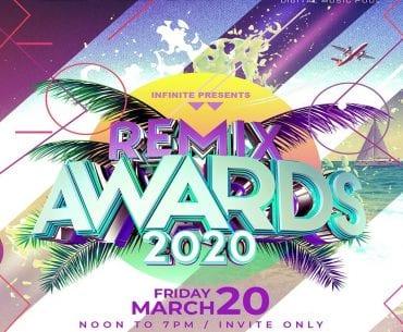 remix awards miami 2020