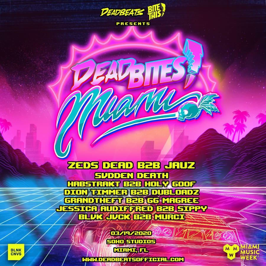 Deadbites Miami 2020