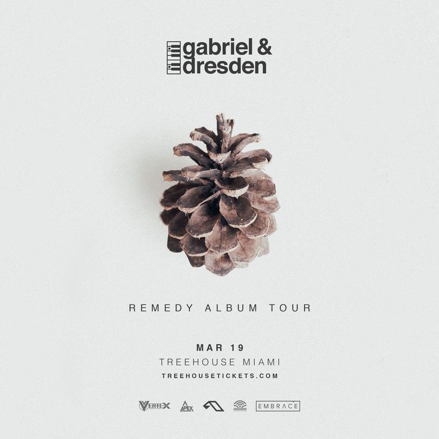 Gabriel & Dresden Presents Remedy Album Party Miami