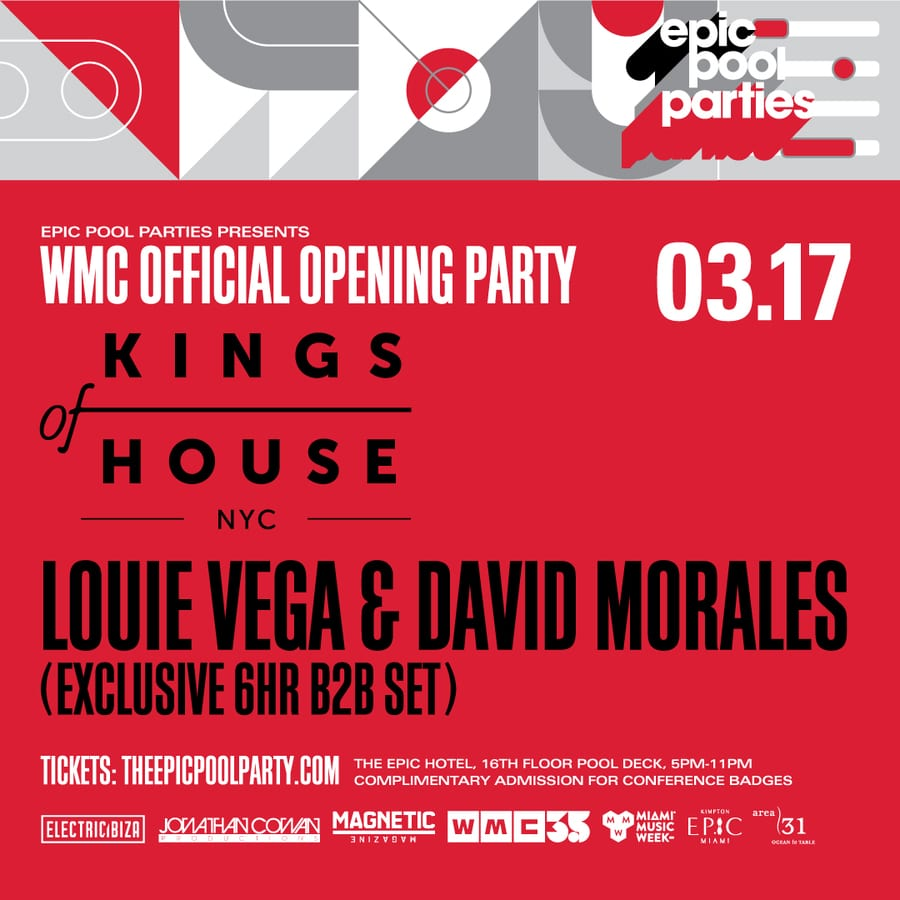 Kings Of House WMC Opening Party