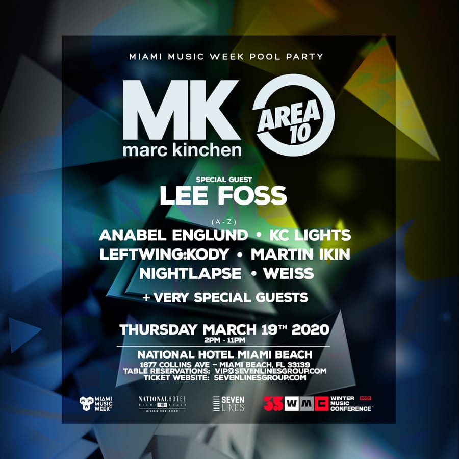 MK Area 10 Miami 2020