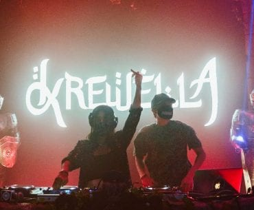 Krewella Middlelands Virtual Rave-A-Thon