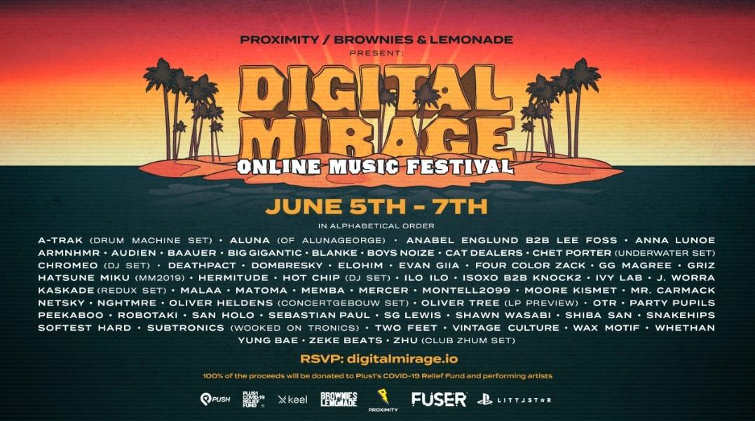 digital mirage 2