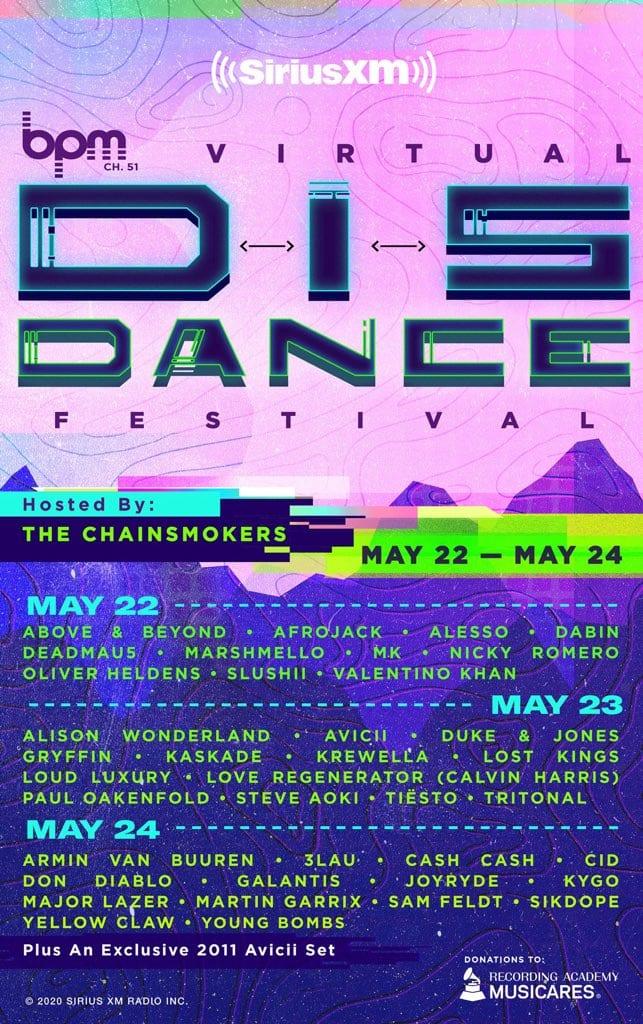 SiriusXM DisDance Festival