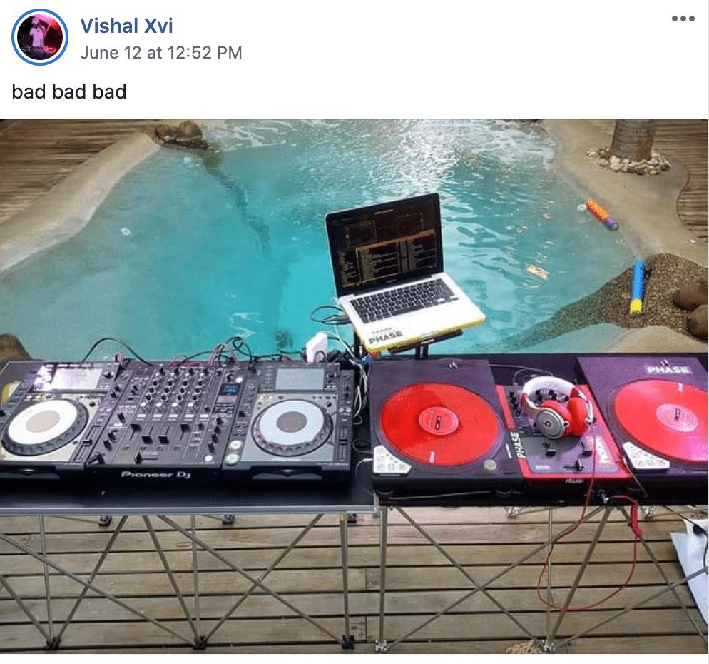 bad dj setups