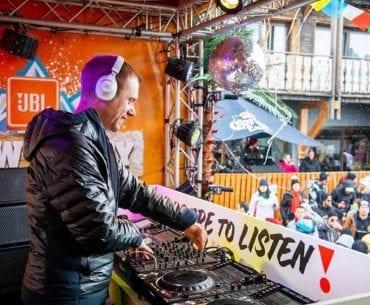Armin van Buuren JBL