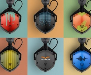 V-MODA M-200 Custom Shield Kit