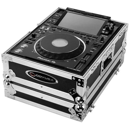 Pioneer CDJ-3000 Flight Case with Removable Back Panel