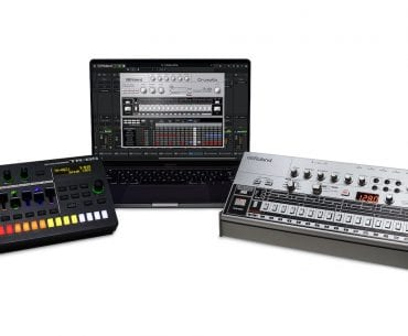 Roland TR Drum Machines