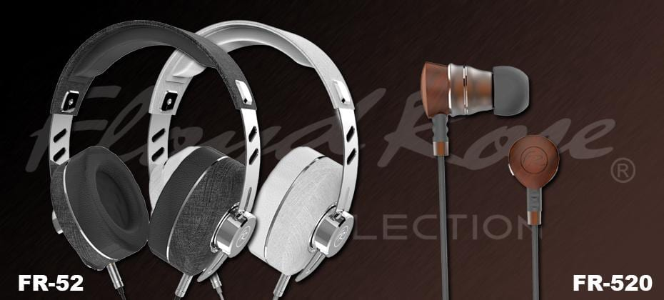 """Floyd Rose """"3D"""" Wired Headphones/Earbud Collection"""