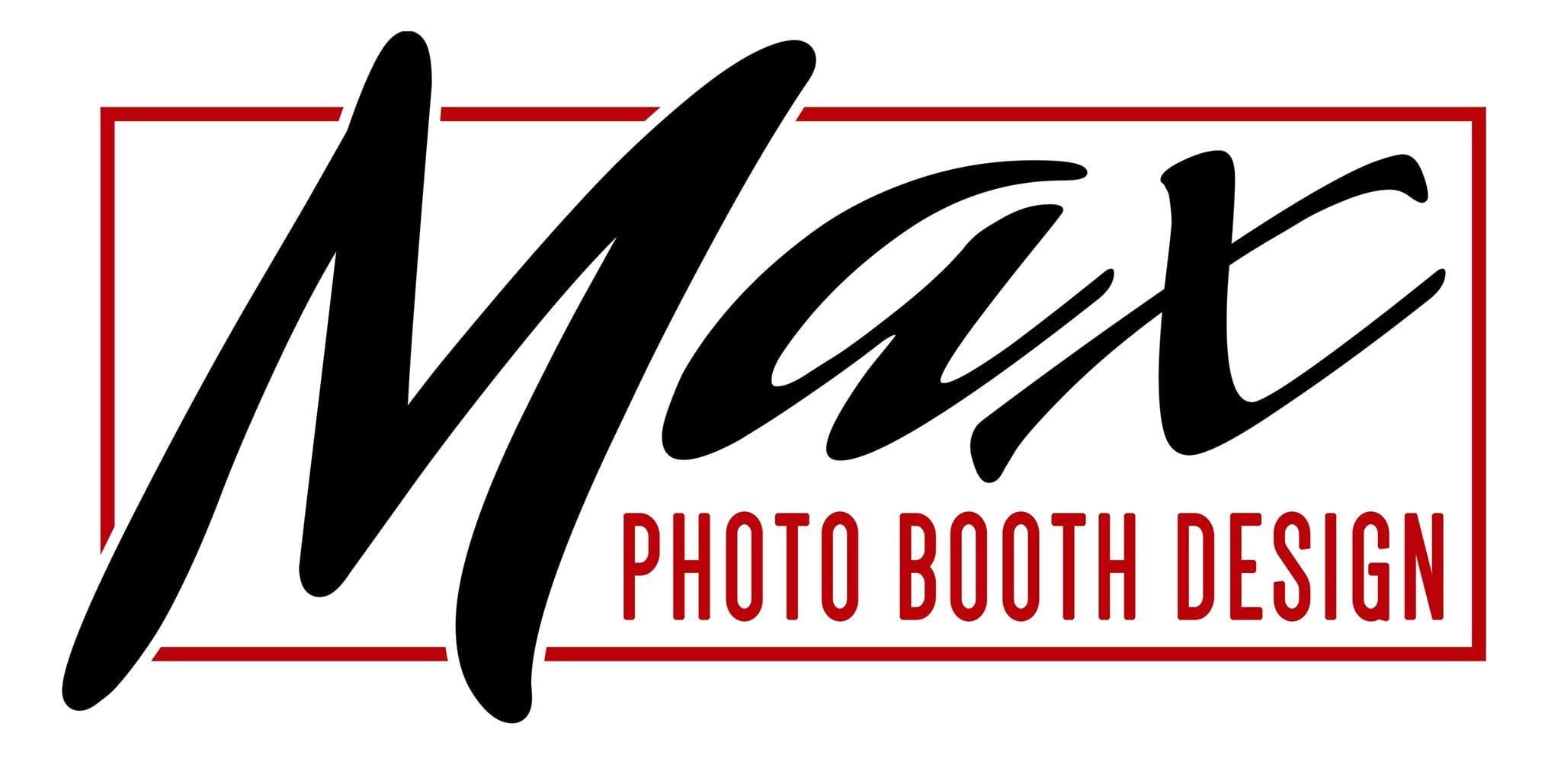 Max Photo Booth Design