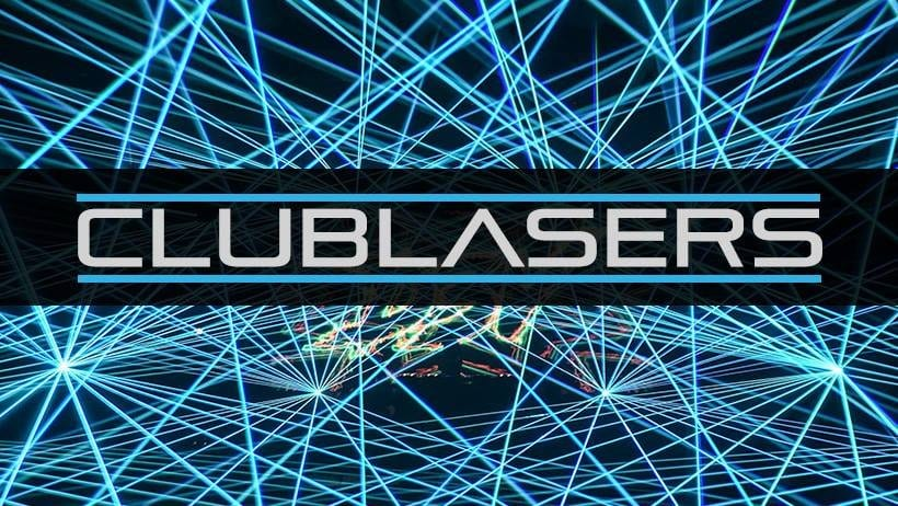 Club Lasers DJ Expo