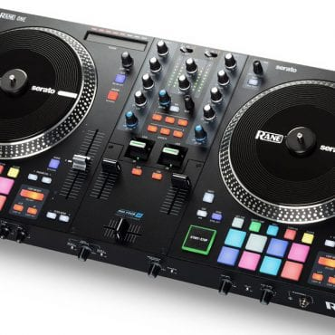 Rane Unveils Debut All-In-One Controller, Rane One