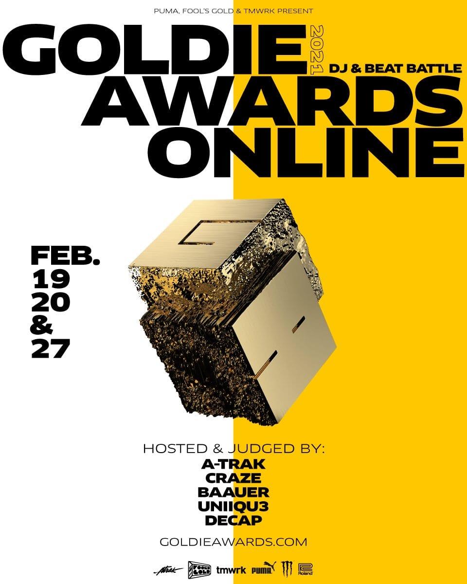 goldie awards 2021