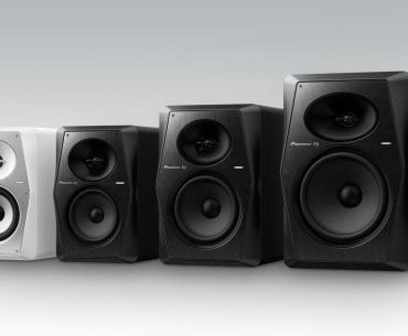Pioneer DJ VM Speakers