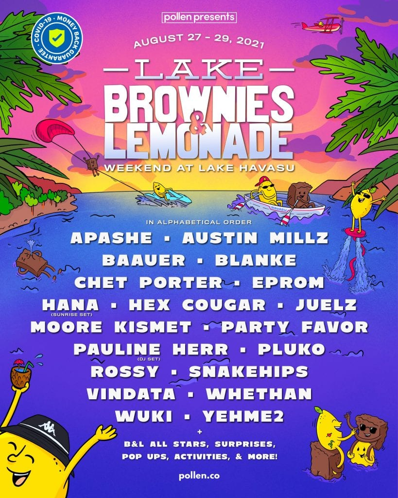 Brownies & Lemonade